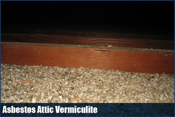 VERMICULITE REMOVAL AND RE-INSULATION COST REIMBURSED