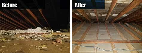 Asbestos Vermiculite Removal Services Wisconsin